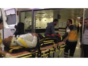 Şanlıurfa'da trafik kazası: 6 yaralı