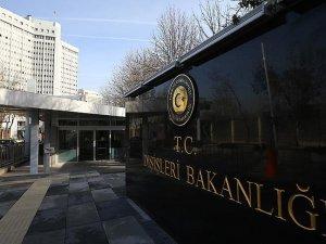 Dışişleri Bakanlığı Kırım Meclisinin yasaklanmasını kınadı