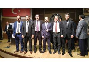 Erzurum Din Görevlileri Derneği Olağan Seçimi Yapıldı