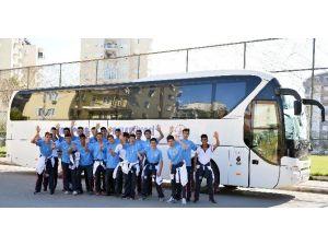 Muratpaşa'nın Gençleri Şampiyonluk İstiyor