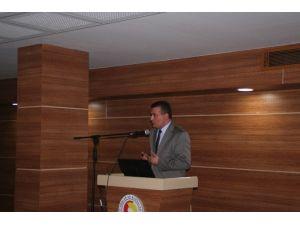 KOSGEB Proje Teklif Çağrısını Menemen'de Anlattı