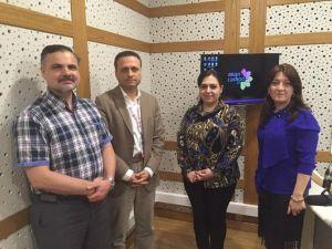 "Azerbaycanlı Doktorlara ""Çocuklarda İleri Yaşam Kursu"""