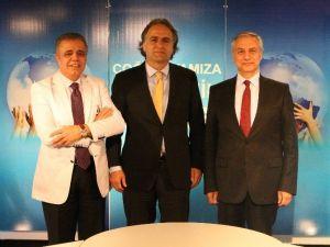 Uluslurarası Üniversiteler Konseyi Kurucu Başkanı Orhan Hikmet Azizoğlu: