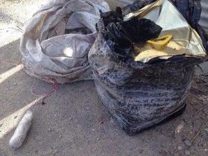 Vatandaşın ihbarı TNT'li tuzağı boşa çıkardı