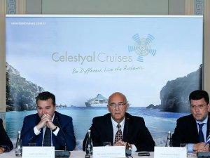Celestyal Cruises'un bu yılki hedefi 45 bin Türk yolcu