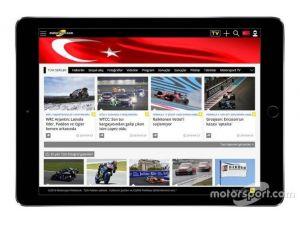 Motorsport.com, Turkıyef1.com'u Bünyesine Kattı