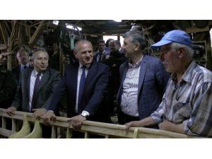 Satın Alınan Kayık Düzce'de Bir Parka Yerleştirilecek