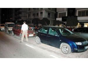 İzmir'de Korsan Otoparkçılara Cezaevi Göründü