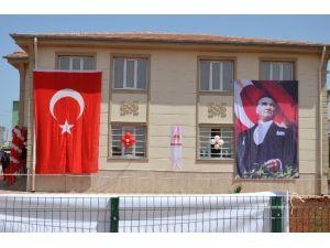Viranşehir'de Togem-der Anaokulu Açılışı