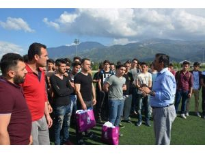 Şehzadeler'de Futbol Şöleni Başladı