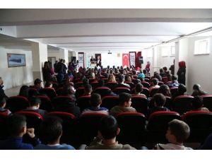 Müncübe Cıngıllıoğlu Ortaokulu Bu Haftaki Konuğu Melikgazi Belediye Başkanı Memduh Büyükkılıç