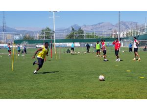 Antalyaspor'da Eto'o şov yaptı