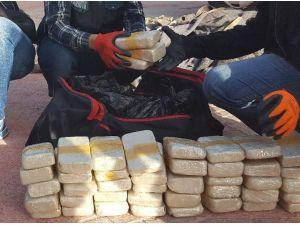Elazığ'daki Uyuşturucu Operasyonu