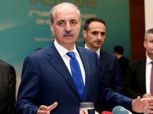 Başbakan Yardımcısı Kurtulmuş: Laiklikle ilgili bir tartışma gündemimizde olmamıştır