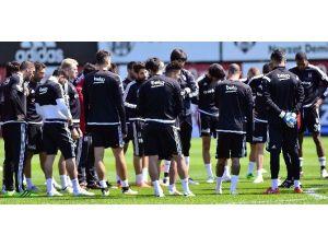 Beşiktaş, Kayserispor Hazırlıklarını Sürdürüyor