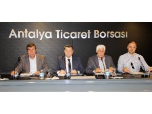 ATB Nisan Ayı Meclisi Toplandı