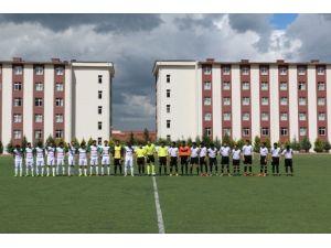 Kyk Futbol Turnuvası Bölge Finalleri Denizli'de Yapılıyor