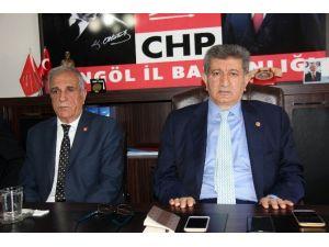 CHP'li Özcan'dan Anayasa Değerlendirmesi