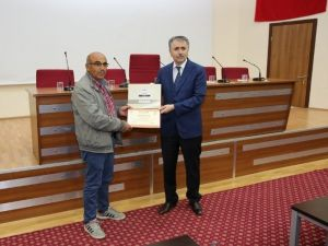 Kocasinan Belediyesi Veterinerlik Müdürlüğünden Sertifikalı Hizmet