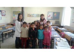 Sincik'te, Ağız Ve Diş Sağlığı Taraması Yapıldı