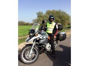Çılgın Motorcular İzmir'den Çıktı Avrupa'yı Turladı