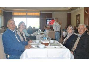 Aydın Şehit Aileleri Yemekte Buluştu