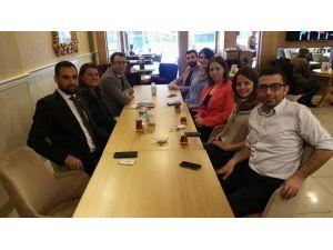 Milletvekili Hürriyet, Genç Avukatlarla Bir Araya Geldi