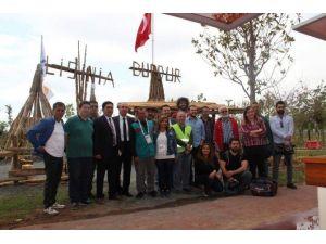 Burdurlu Haberciler, EXPO 2016'yı Gezdi