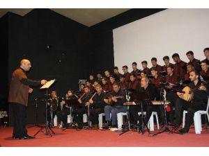 Osmancık'ta Tasavvuf Konseri