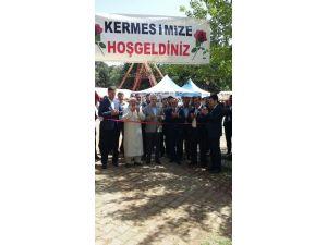 Fatih Talebe Yurdu Kahta'da, Kermes Açtı