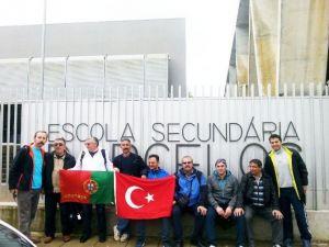 Öğretmenler Portekiz'de Eğitim Aldı