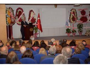 ESOGÜ, Prof.dr. S.sinan Özalp'i Törenle Emekliliğe Uğurladı