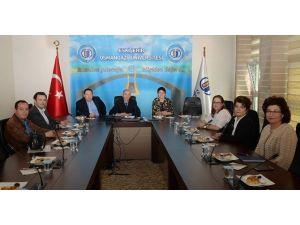 Birleşmiş Milletler Nüfus Fonu'ndan ESOGÜ'ye Ziyaret