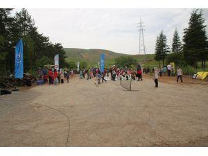 Suriyeli öğrenciler piknikte buluştu