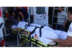 Kilis'e Getirilen Yaralı 17 Suriyeli'den Biri Hayatını Kaybetti