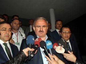 Yaralıları Hastanede Ziyaret Eden Bursa Valisi Münir Karaloğlu: