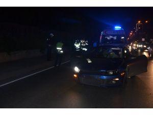 Sarıyer'de kaza: 1 ölü