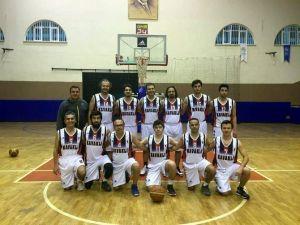 Kavaklı'nın Basketçileri Galibiyet Serisini Sürdürüyor