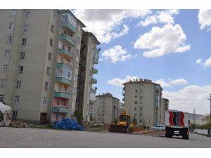 Bünyan'da Atıl Araziler Yeşil Doku Haline Getiriliyor