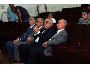 """Aosb'de """"AR-GE Reform Paketi"""" Tanıtım Toplantısı"""