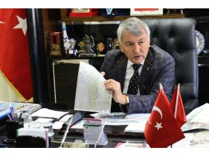 Başkan Belediye Arazisini Emekliler İçin TOKİ'ye Devrediyor
