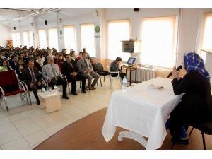 Yazar Şule Köklü Öğrencilerle Buluştu