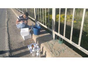 Koca Çay'da Su Kalitesi İzleme Çalışması