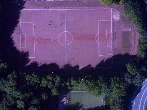 Altınordu'ya, Almanya'da futbol üssü