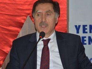 Cumhurbaşkanı Başdanışmanı Şeref Malkoç:
