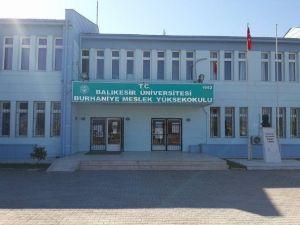Burhaniye Meslek Yüksekokuluna Yeni Program