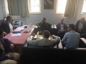 Gezer'den Terör Mağduru Öğrencilere Destek