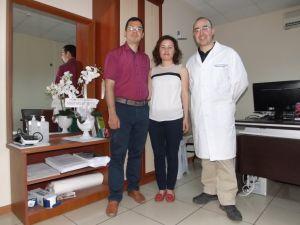 Muğla'da ilk kez orta yüz ilerletme ameliyatı yapıldı