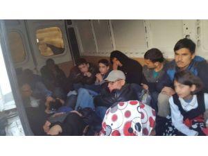 Bozüyük'te Yakalanan Göçmen Kaçakçısı Tutuklandı