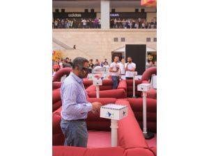Forum Mersin'den Her Gün Bir Tablet